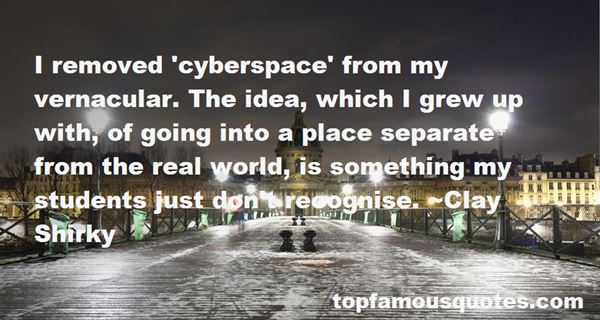 Quotes About Cyber World