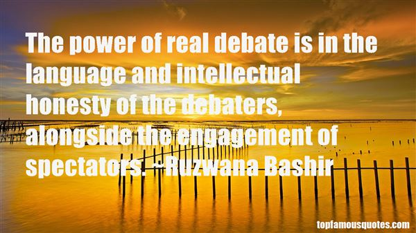 Quotes About Debaters
