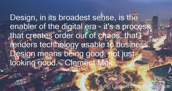 Quotes About Digital Design