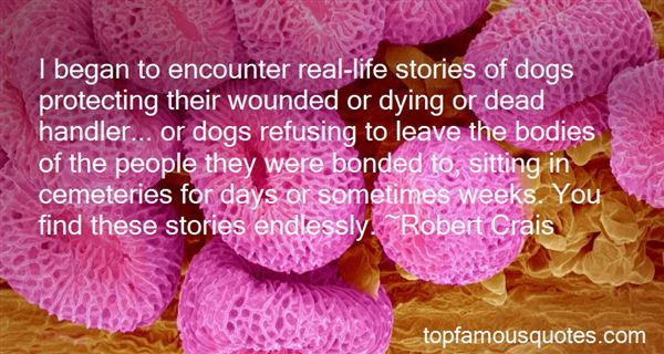 Quotes About Dogs Protecting You