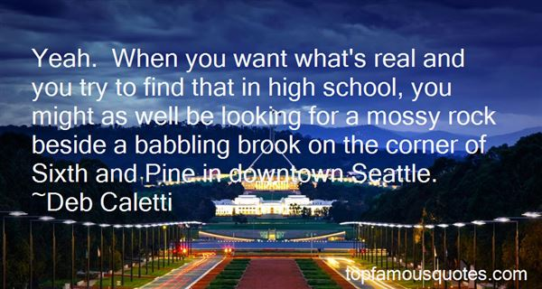 Quotes About Downtown Seattle
