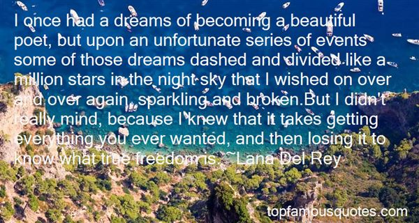 Quotes About Dreams And Stars