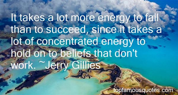 Quotes About Energy At Work