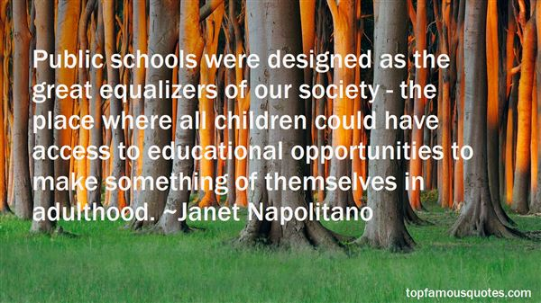 Quotes About Equal Access To Education