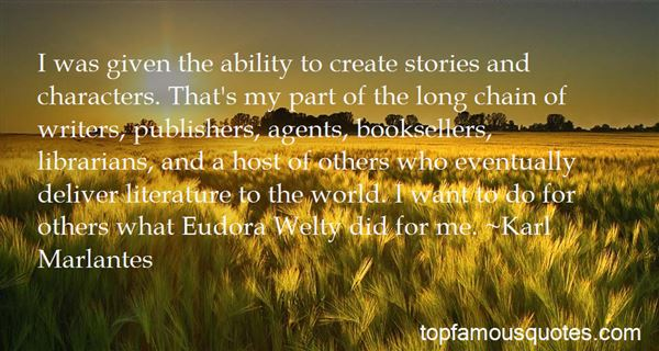 Quotes About Eudora Welty