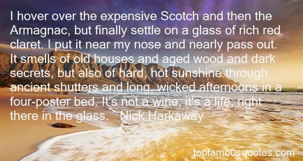 Quotes About Expensive Wine