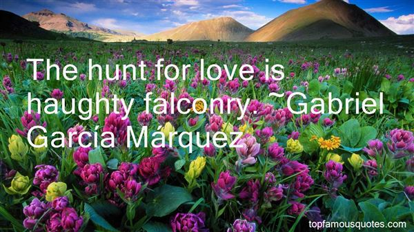 Quotes About Falconry