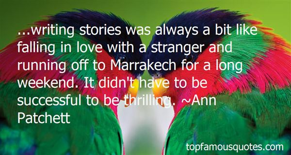 Quotes About Falling In Love With A Stranger