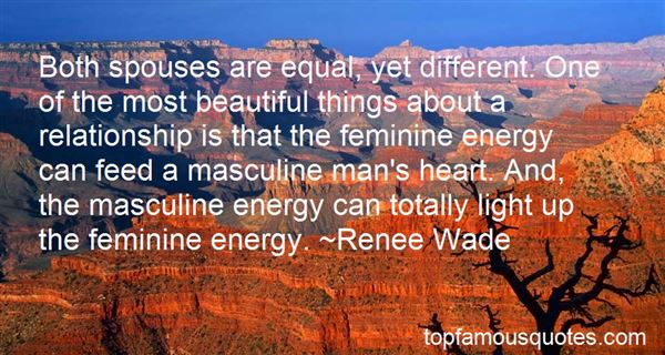 Quotes About Feminine Energy