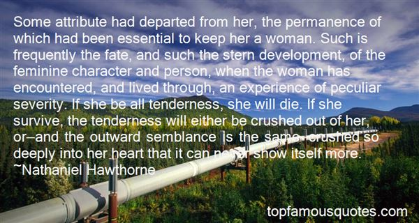 Quotes About Feminine Woman