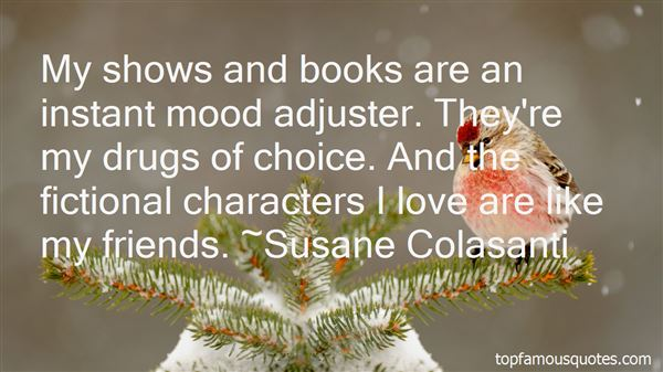 Quotes About Fictional Love