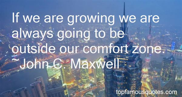 Quotes About Going Outside Comfort Zone