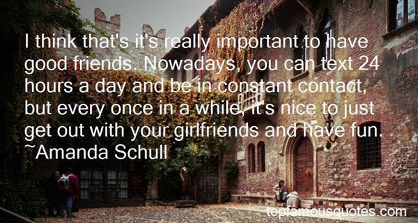 Quotes About Good Days With Friends