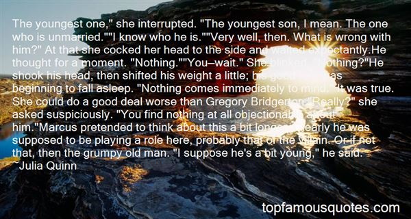 Quotes About Grumpy Old Man
