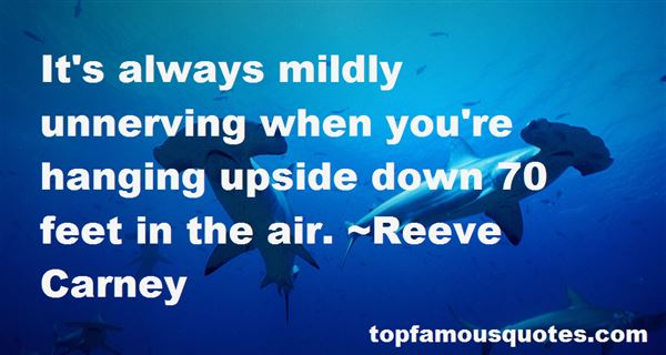 Quotes About Hanging Upside Down