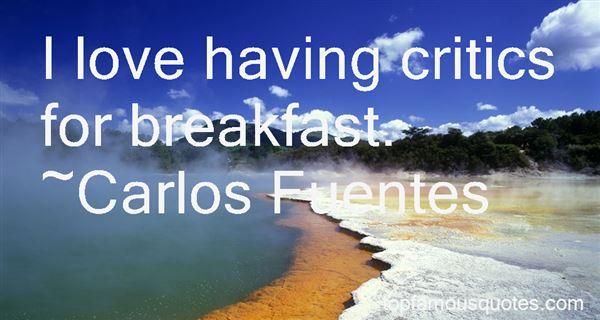 Quotes About Having Critics