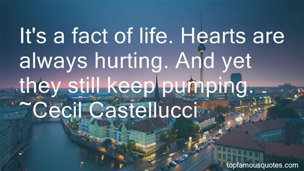 Quotes About Hearts Hurting
