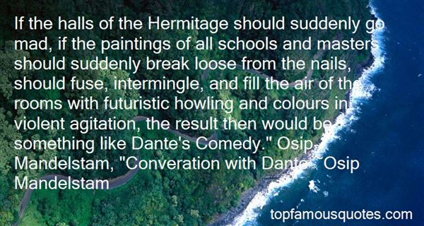 Quotes About Hermitage