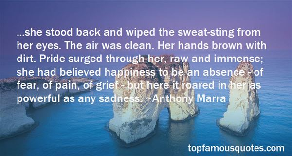 Quotes About Immense Sadness