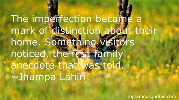 Quotes About Imperfect Family