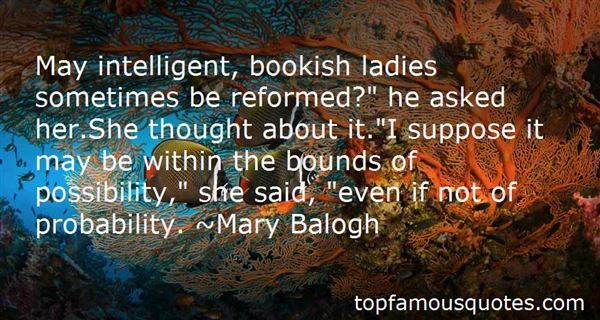 Quotes About Intelligent Ladies