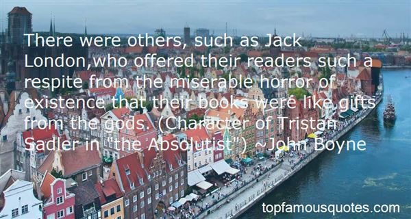Quotes About Jack London