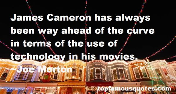 Quotes About James Cameron