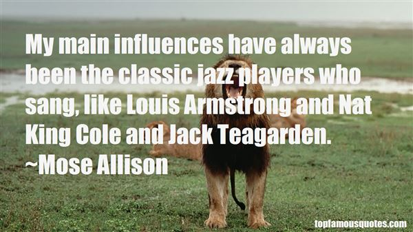 Quotes About Jazz Louis Armstrong