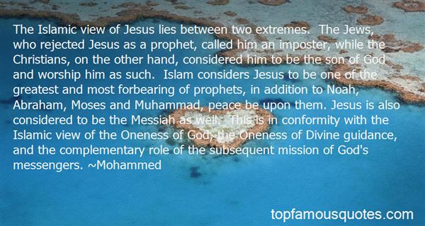 Quotes About Jesus Messiah