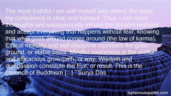 Quotes About Karma Buddhism
