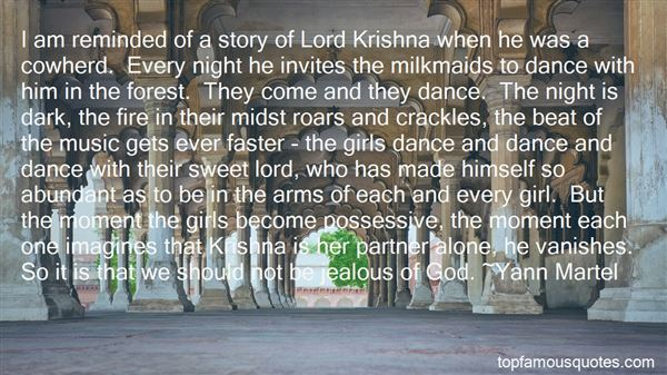 Quotes About Krishna God