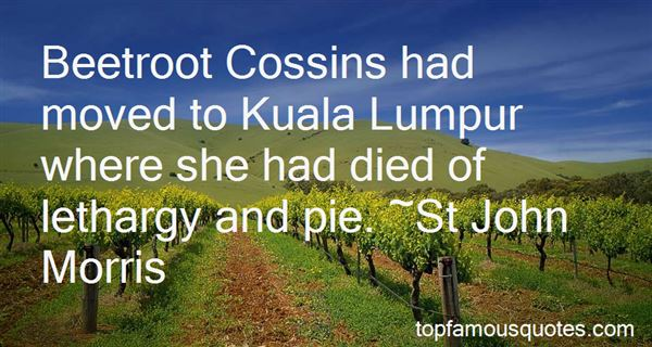Quotes About Kuala Lumpur