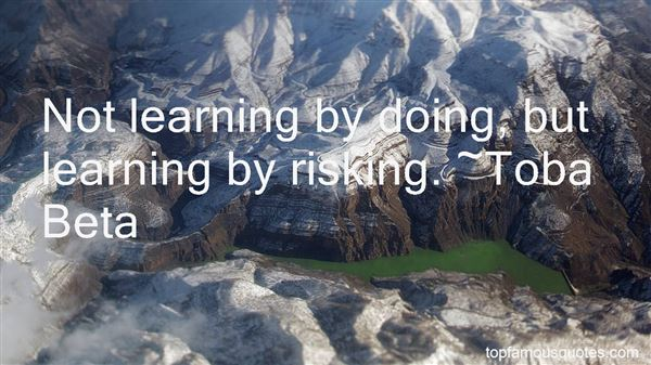 Quotes About Learning By Doing