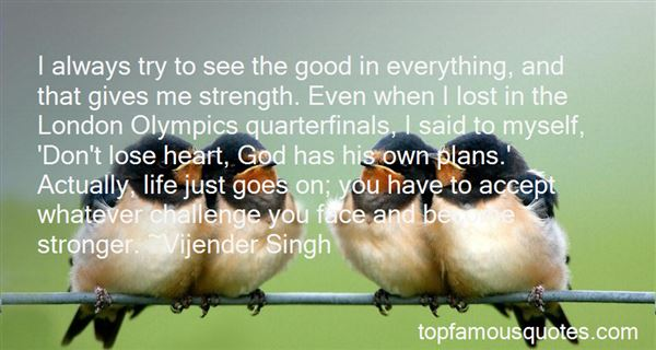 Quotes About London Olympics