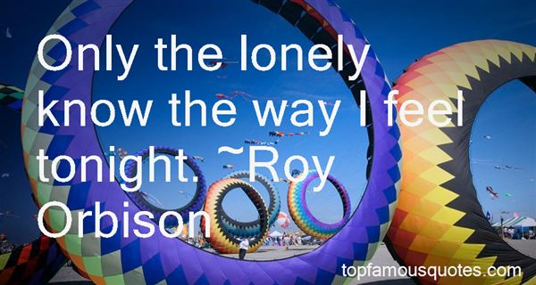 Quotes About Lonely Night
