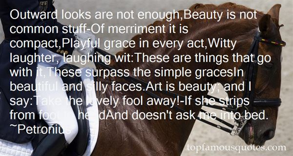 Quotes About Looks And Beauty