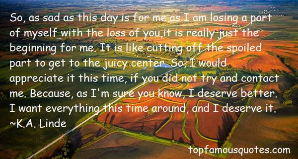 Quotes About Losing Contact