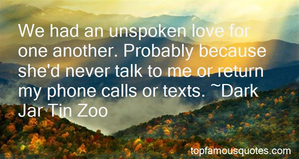 Quotes About Love Phone Calls