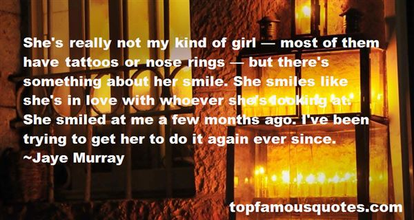 Quotes About Love Smile