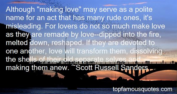Quotes About Many Lovers