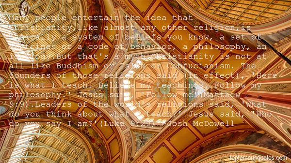Quotes About Many Religions