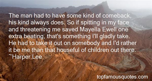 Quotes About Mayella Ewell