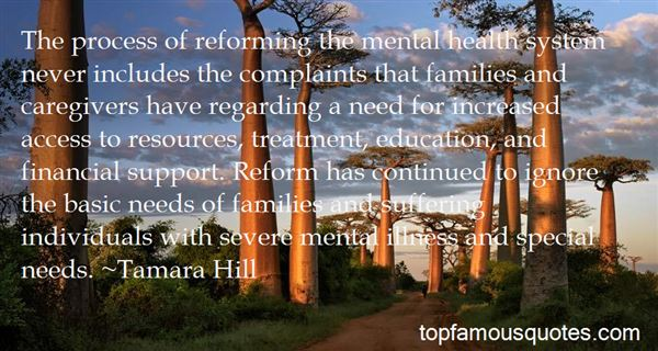 Quotes About Mental Health Treatment
