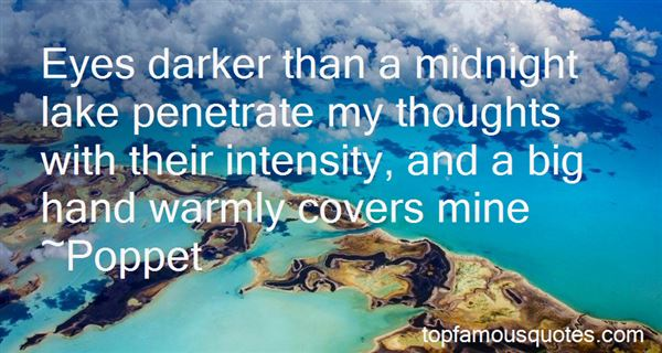 Quotes About Midnight Thoughts