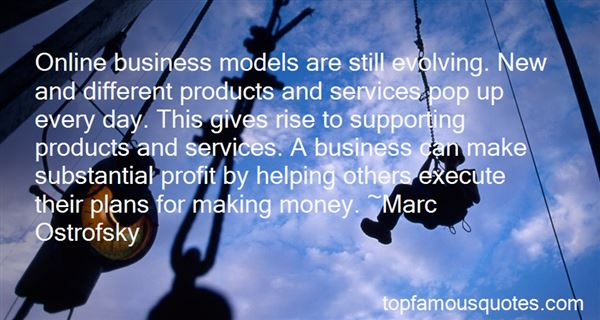 Quotes About Model Making