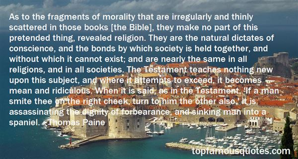 Quotes About Morality Without Religion