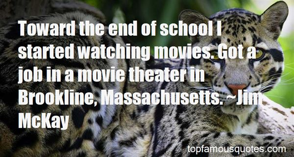 Quotes About Movie Theater