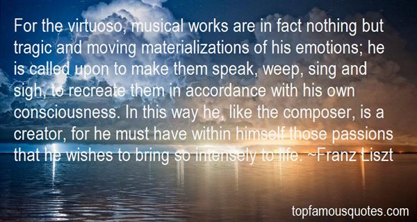 Quotes About Musical Passion