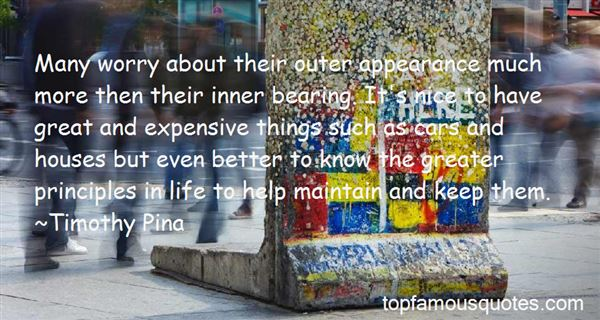 Quotes About Nice Things In Life