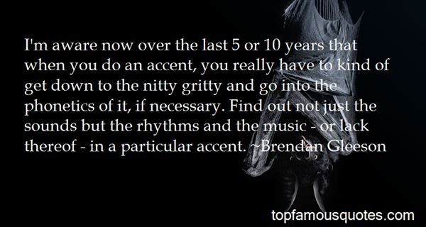 Quotes About Nitty Gritty